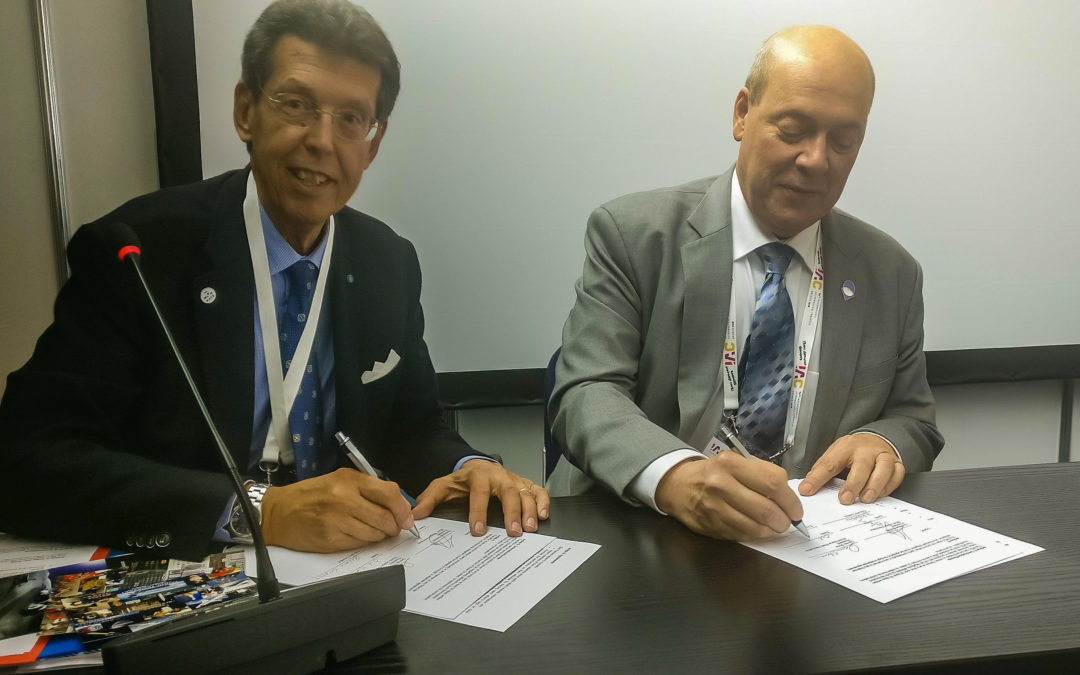 World Space Week Association signs Memorandum of Understanding with Moon Village Association