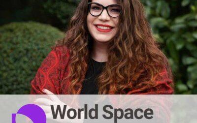 Celebrating women in space with Maruška Strah in 2021