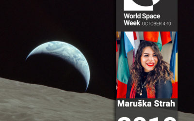 World Space Week Association Podcast – Maruška Strah, Executive Director of the World Space Week Association.